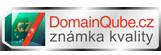 DomainQube - známka kvality